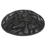 Embossed Yarmulke Pattern # 49 in Bulk